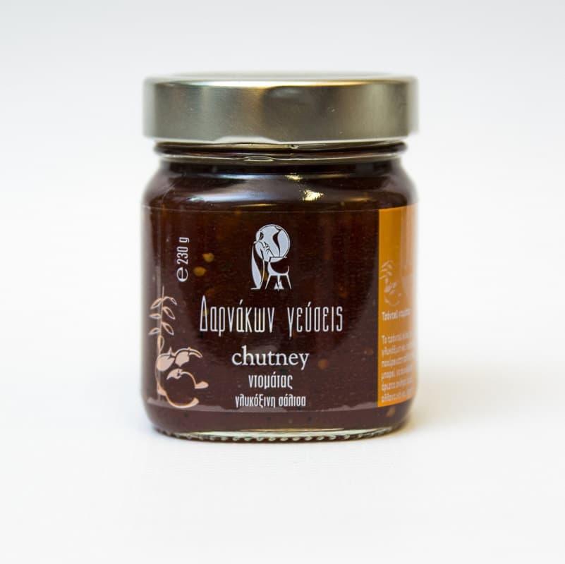 Τσάτνεϋ (chutney) ντομάτας 230g