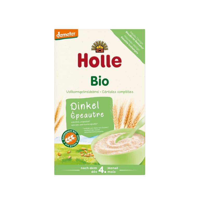 Βιολογική βρεφική κρέμα σπέλτα 250g, Holle
