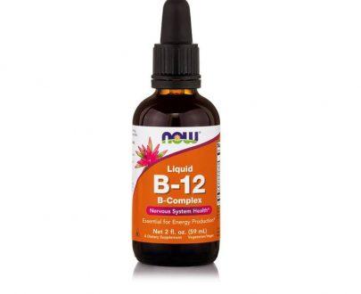 Βιταμίνη B-12 COMPLEX, Liquid 59.2ml