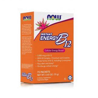 Βιταμίνη B-12 Instant Energy, 75τμχ