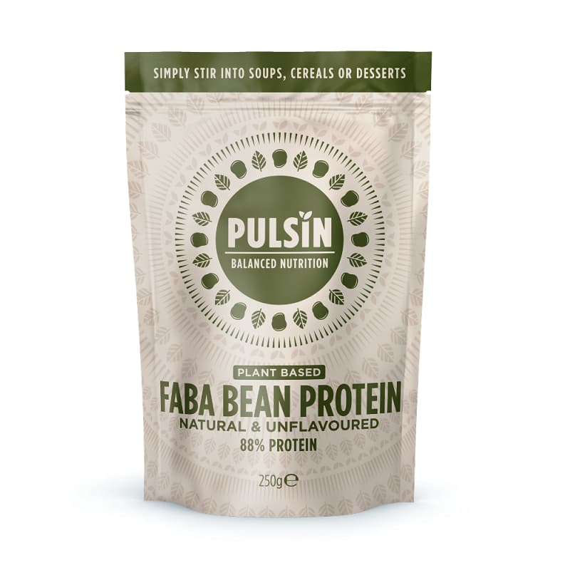 Πρωτεΐνη φασολιού φάβας 250g, Pulsin