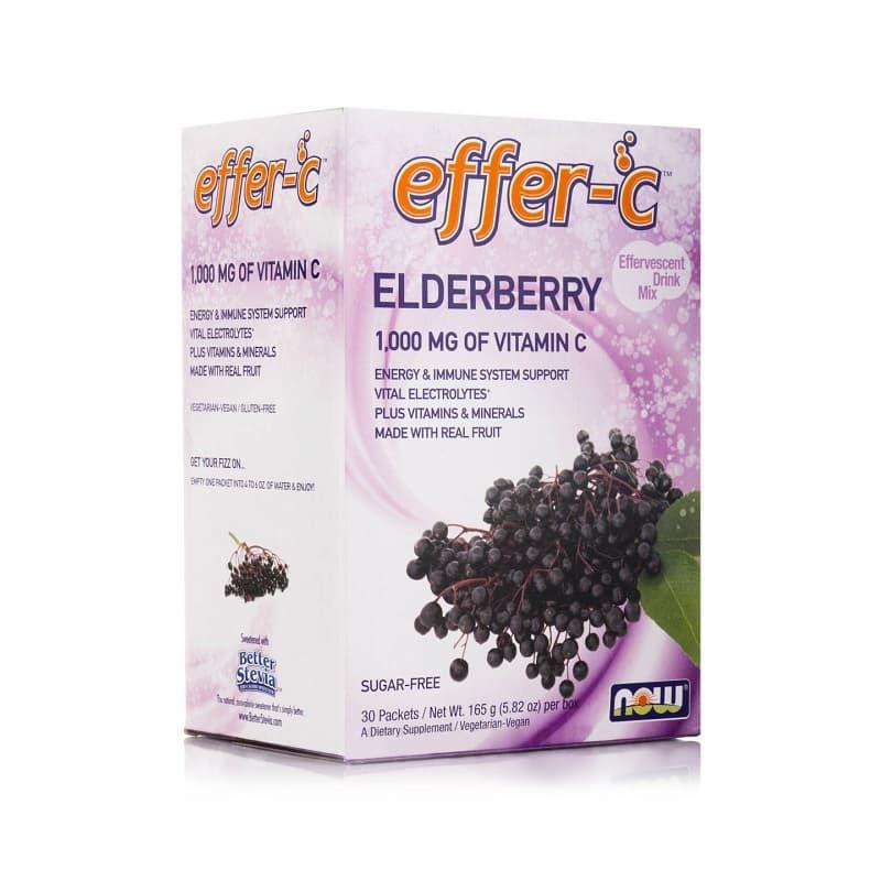 Effer-C Elderberry, 30τμχ