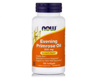 Evening Primrose Oil 500mg, 100 Softgels