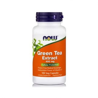 Green Tea Extract 400mg, 100 Vcaps