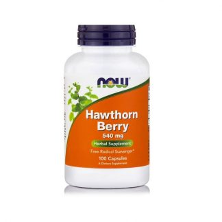 Hawthorn Berry 540mg, 100 Vcaps
