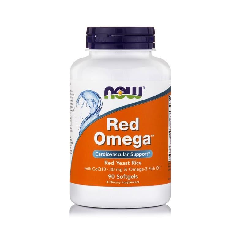 Red Omega 1000mg, 90 Softgels