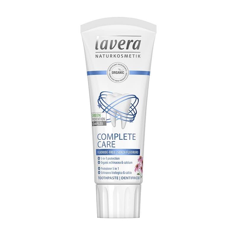 Οδοντόκρεμα με βιολογική εχινάκεια 75ml, Lavera (χωρίς φθόριο)