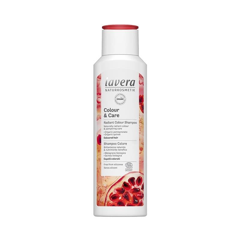 Σαμπουάν για χρώμα & λάμψη 250ml, lavera