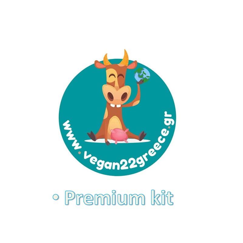 Vegan 22 premium kit