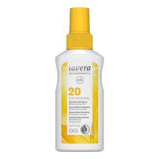 Αντηλιακό Sensitive Sun spray SPF20 100ml, lavera