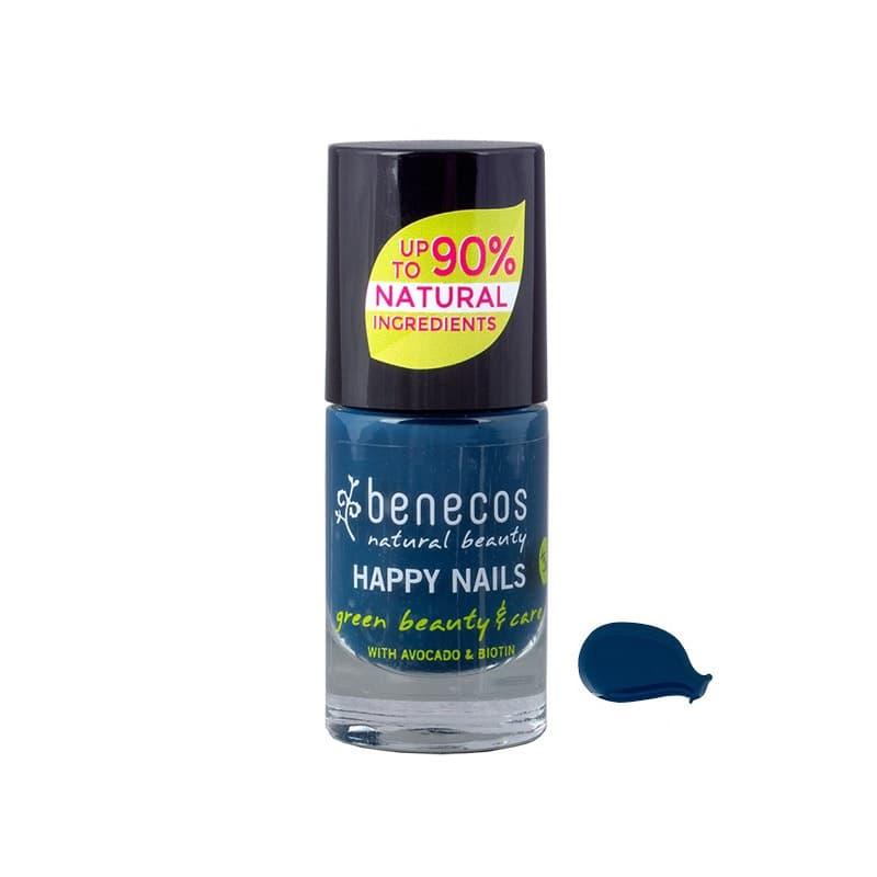 Βερνίκι νυχιών Nordic Blue 5ml, benecos