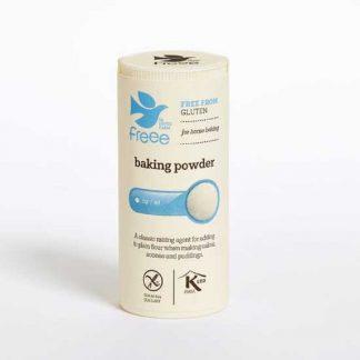 Βιολογική διογκωτική σκόνη (Baking powder) 130g, Doves Farm