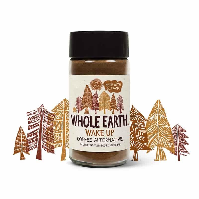Βιολογικό υποκατάστατο καφέ με γκουαρανά 125g, Whole Earth