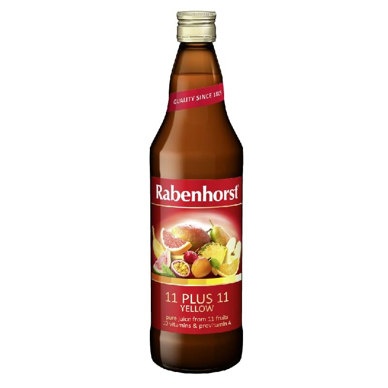 Χυμός 11 φρούτα & 11 βιταμίνες 750ml, Rabenhorst