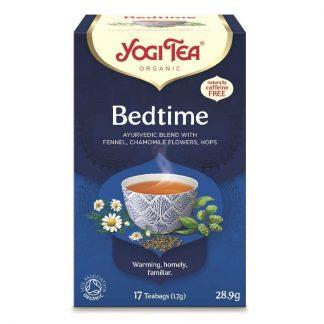 Βιολογικό τσάι Bedtime 28.9g, Yogi Tea