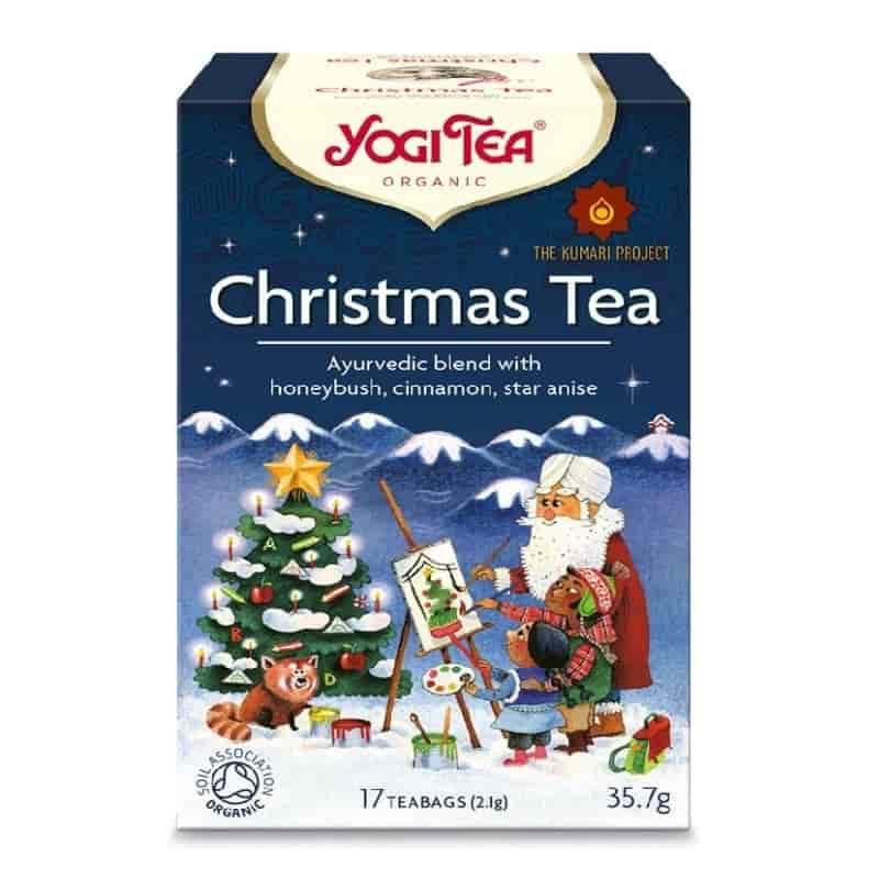 Βιολογικό τσάι Christmas 35.7g, Yogi Tea