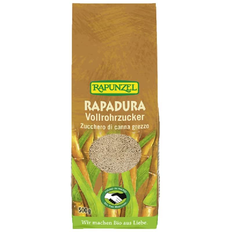 Βιολογική ζάχαρη Rapadura 500g, Rapunzel