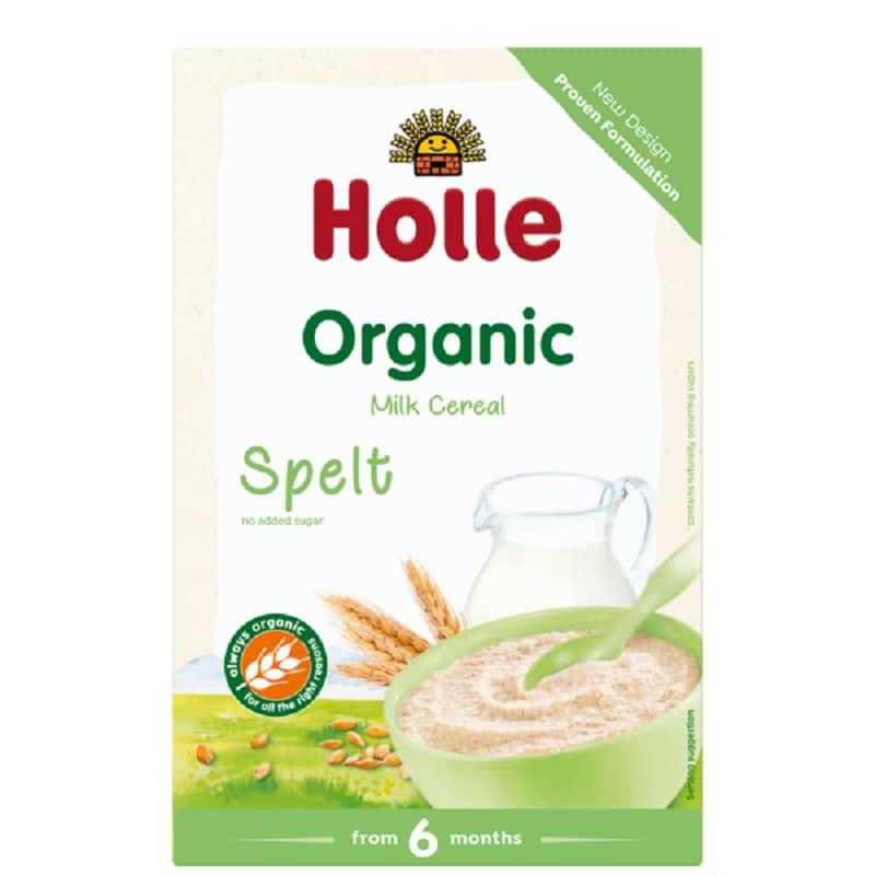 Βιολογική κρέμα ντίνκελ με γάλα 250g, Holle