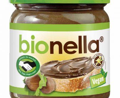Βιολογικό επάλειμμα σοκολάτας με φουντούκι 400g, Rapunzel