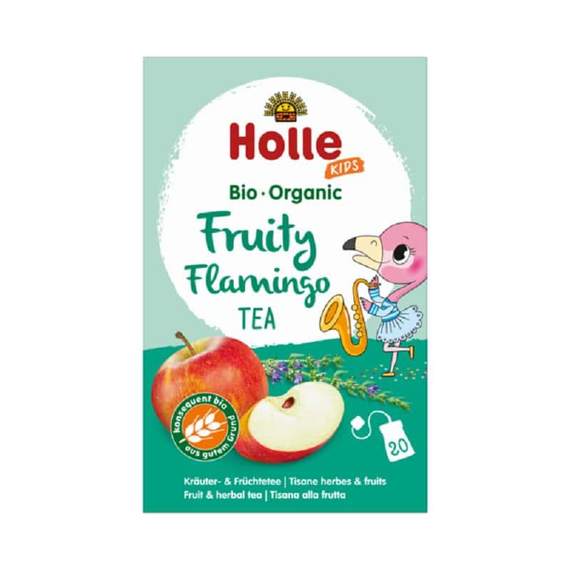 Βιολογικό παιδικό τσάι με φρούτα & βότανα από 3 ετών 20x1.8, Holle