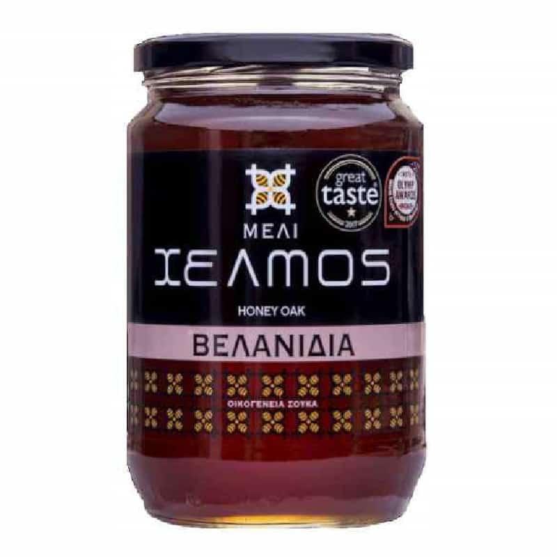Μέλι βελανιδιάς 950g, Χελμός