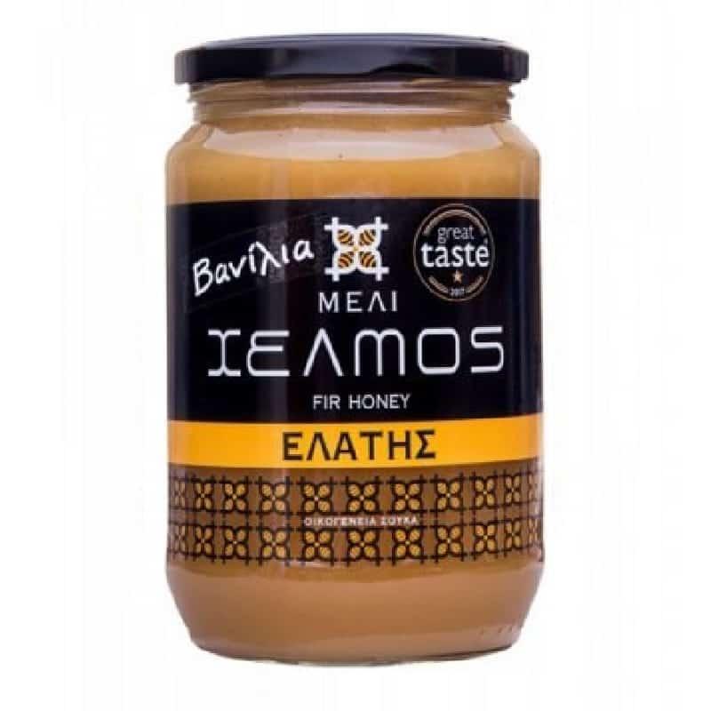 Μέλι ελάτης βανίλια 950g, Χελμός