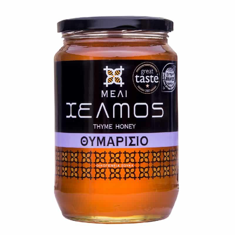 Μέλι θυμαρίσιο 950g, Χελμός