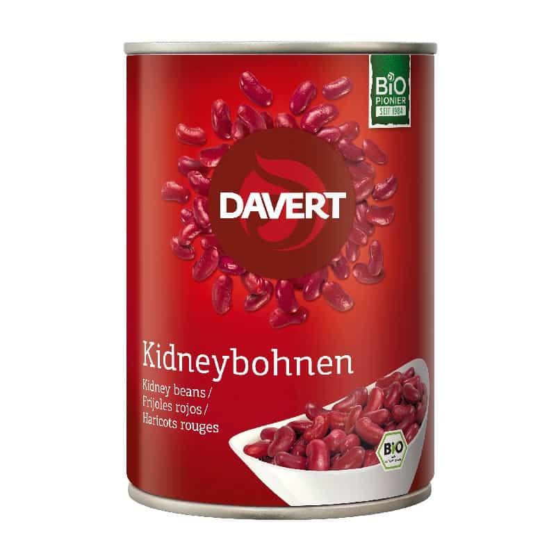 Βιολογικό έτοιμο γεύμα με κόκκινα φασόλια 400g, Davert