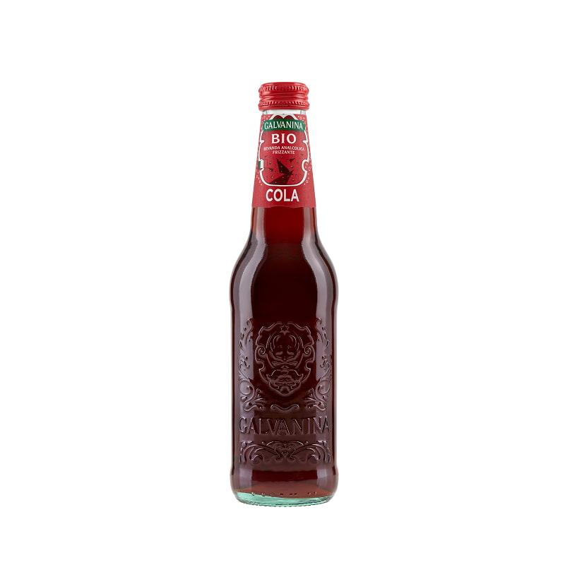 Βιολογικό αναψυκτικό Cola 355ml, Galvanina