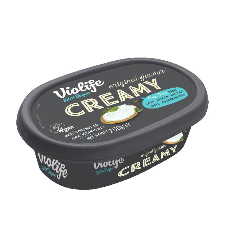 Φυτικό τυρί αλειφόμενο κλασσικό 150g, Violife
