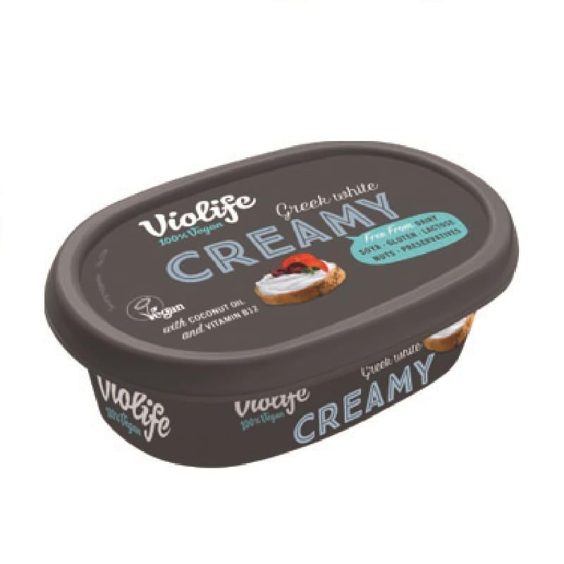 Φυτικό αλειφόμενο λευκό τυρί Ελληνικό 150g, Violife