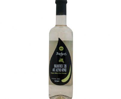 Βιολογικό ξύδι από λευκό κρασί 500ml, Βιοαγρός