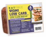 Eat Free ψωμί χαμηλών υδατανθράκων 190g, Βιοαγρός